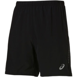 "Asics Asics Mens 7"" Running Short (2018) - Black"