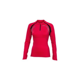 Asics Asics Ladies L/S 1/2 Zip Running Top