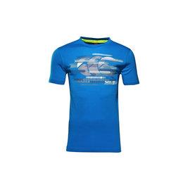 Canterbury Canterbury Mens Vapodri Herringbone Reflective T-Shirt E546861