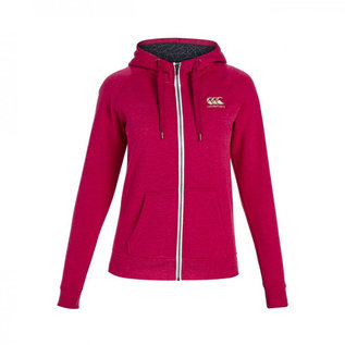 Canterbury Canterbury Womens Zip Through Hoody E653216