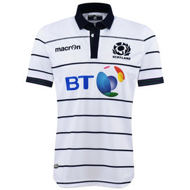 Macron Macron Scotland Away Senior Replica Rugby Shirt (2016)
