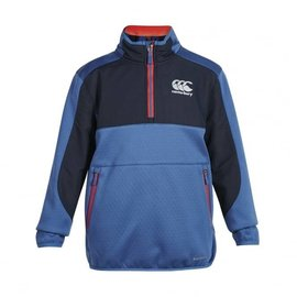 Canterbury Canterbury Boys' Spacer Fleece Qtr Zp Top