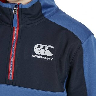 Canterbury Canterbury Boys' Spacer Fleece Qtr Zp Top