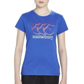 Canterbury Canterbury Girls CCC Graphic Tee