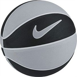 Nike Nike Mini Basketball, Black/Silver