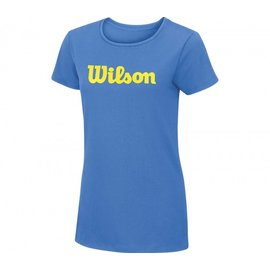 Wilson Wilson Ladies Script Cotton T-Shirt