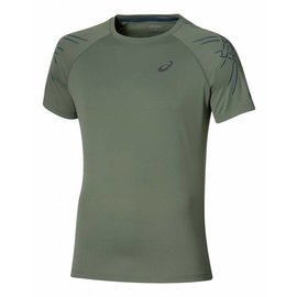 Asics Asics Men's SS Stripe Top