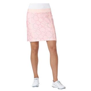 Adidas Adidas Ladies Adistar Printed Golf Skirt