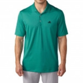 Adidas Adidas Mens Adistar Performance Golf Polo (2017)
