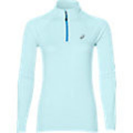 Asics Asics Ladies Long Sleeve 1/2 Zip Running Jersey