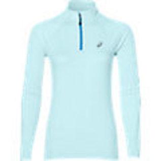 Asics Asics Ladies Long Sleeve 1/2 Zip Running Jersey
