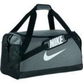 Nike Nike Medium Brasilia Duffle Bag, Grey