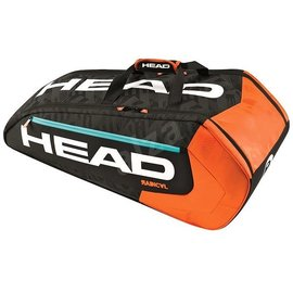 Head Head Radical 9 Racket Supercombi Bag