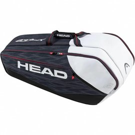 Head Head Djokovic Super Combi 9 Racket Bag