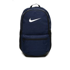 Nike Nike Medium Brasilia Backpack, Navy