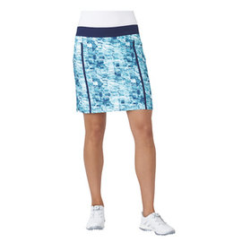 Adidas Adidas Ladies Ultimate Adistar Printed Golf Skort