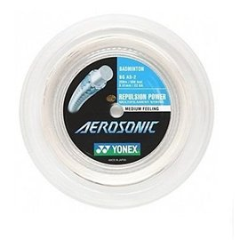 Yonex Yonex BG Aerosonic Badminton String 200m Reel