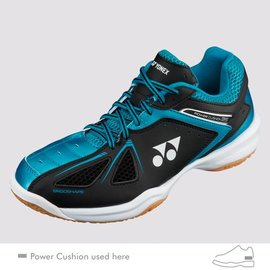 Yonex Yonex SHB 35EX Badminton Shoes - Black/Blue