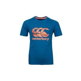 Canterbury Canterbury Junior Vapodri Poly Logo Tee (2017)