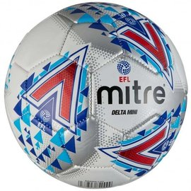 mitre Mitre Delta Mini EFL Football