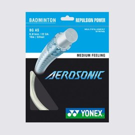 Yonex Yonex BG Aerosonic Badminton String 10m Set