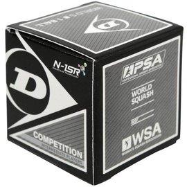 Dunlop Dunlop Competition Squash Ball (yellow dot)