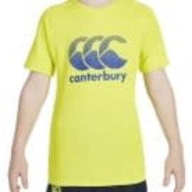 Canterbury Canterbury Vapodri Poly Logo Tee Boys