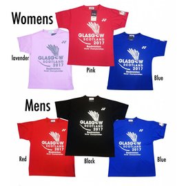 Yonex World Championship Ladies T-Shirt (17298)