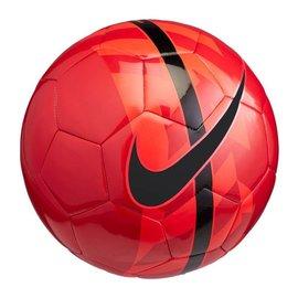 Nike Hypervenom React Football, Red/Black, 5
