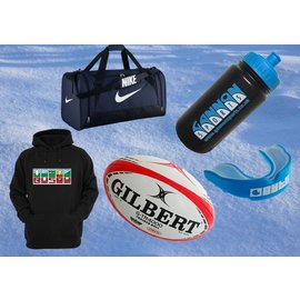 Rugby Christmas Pack
