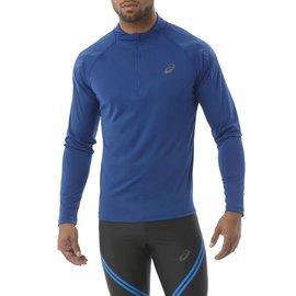 Asics Asics Mens Stripe 1/2 Zip Running Shirt (2018)