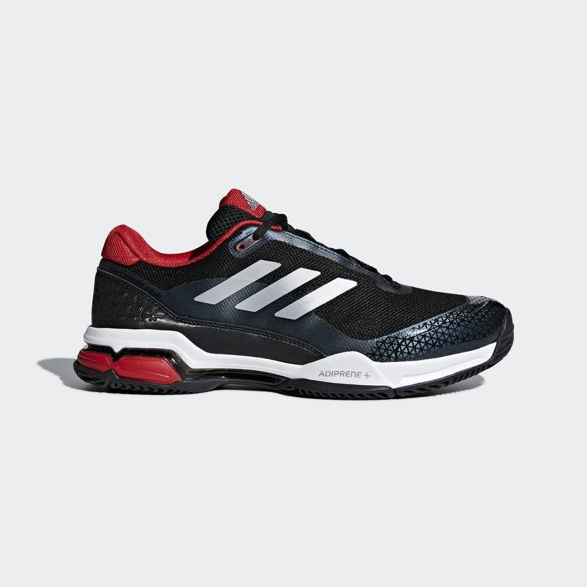 Adidas Adidas Mens Barricade Club Tennis Shoe (2018) ...