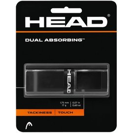 Head Head Dual Absorbing Replacement Grips (2018)
