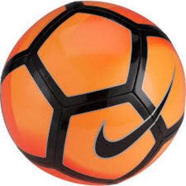 Nike Nike Premier League Pitch Football, Bright Citrus 5 (2018)