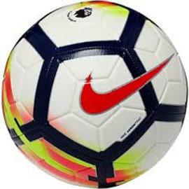 Nike Nike Premier League Strike Football White/Crimson/Deep Royal 5 (2018)