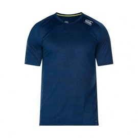Canterbury Canterbury Adult Vapodri+ Drill Tee, Estate Blue (2018)