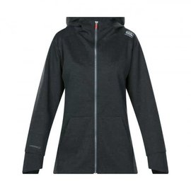 Canterbury Canterbury Ladies Vaposhield Zip Thru Hoody,Vanta Black Marl (2018)