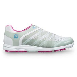 Footjoy Footjoy Ladies Sport SL, Light Grey / Berry (2018)
