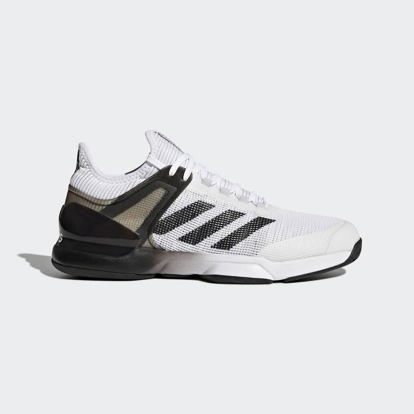 hot sale online 29716 40962 ... top quality adidas adidas mens adizero ubersonic 2 tennis shoe 2018  5693c 21b52