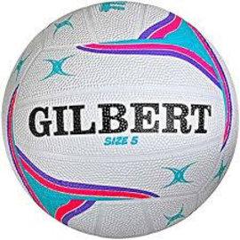 Gilbert Gilbert APT Netball, Purple, Size 4