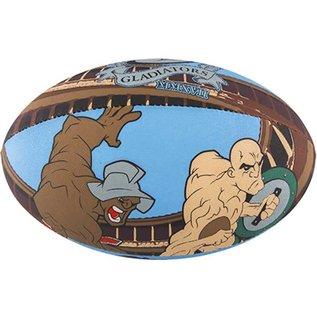 Gilbert Gilbert 'Random' Training Rugby Ball Size 5 - Various Designs