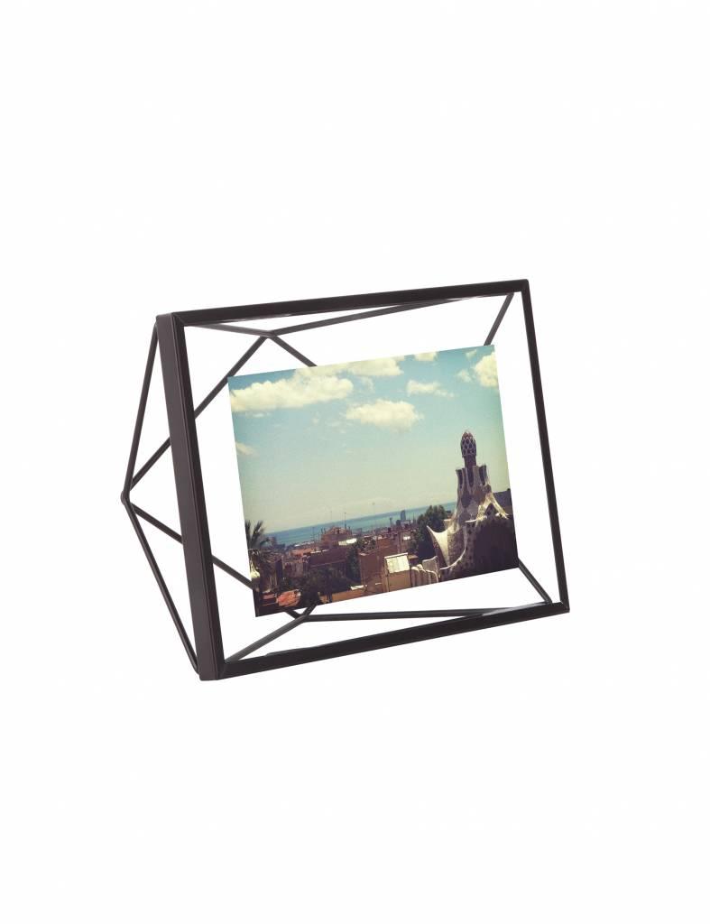 "Zwarte fotokader ""Prisma"" small - 10 x 15 cm"