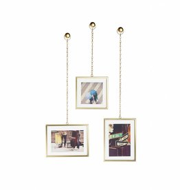 Umbra Fotochain Photo Display Gold