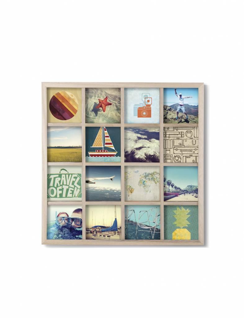 """Umbra Instagramfotokader - """"Gridart Photo Display"""""""