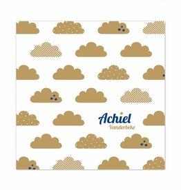 Geboortekaartje Achiel