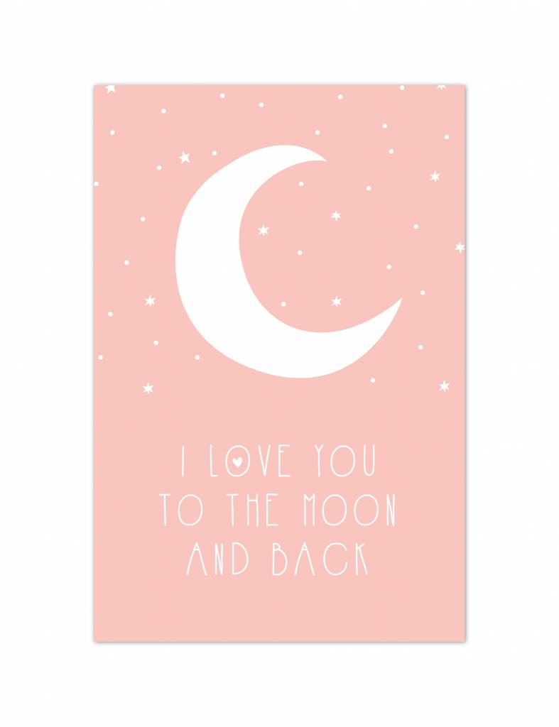 Poster - Moon