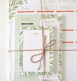 "Botanical ""planning set"""