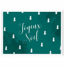 """Wenskaart Kerst """"Joyeux Noël"""""""