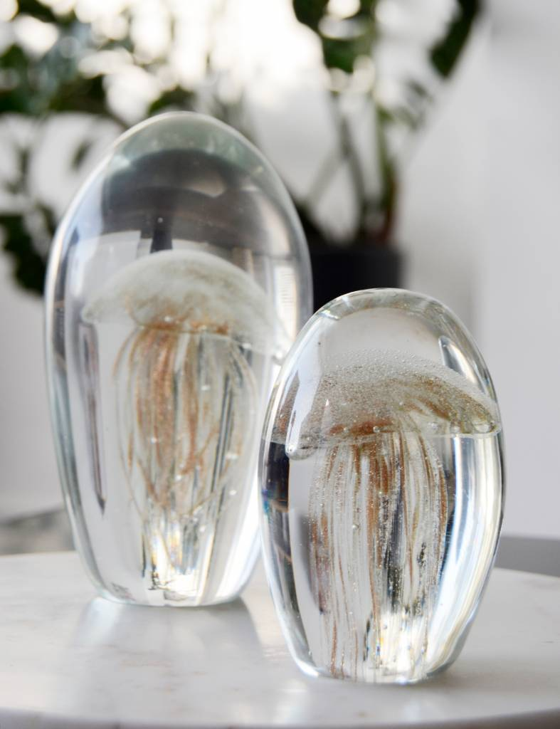 Decoratie glazen kwal - Presse-papiers - large