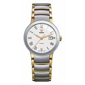 RADO Centrix White Dial Automatic Ladies Watch